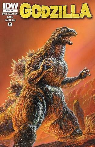 Godzilla (2011-2013) #13