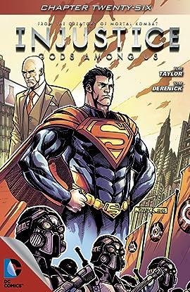Injustice: Gods Among Us (2013) #26
