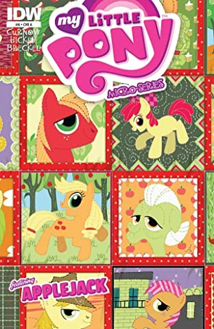 My Little Pony: Micro Series - Apple Jack #6