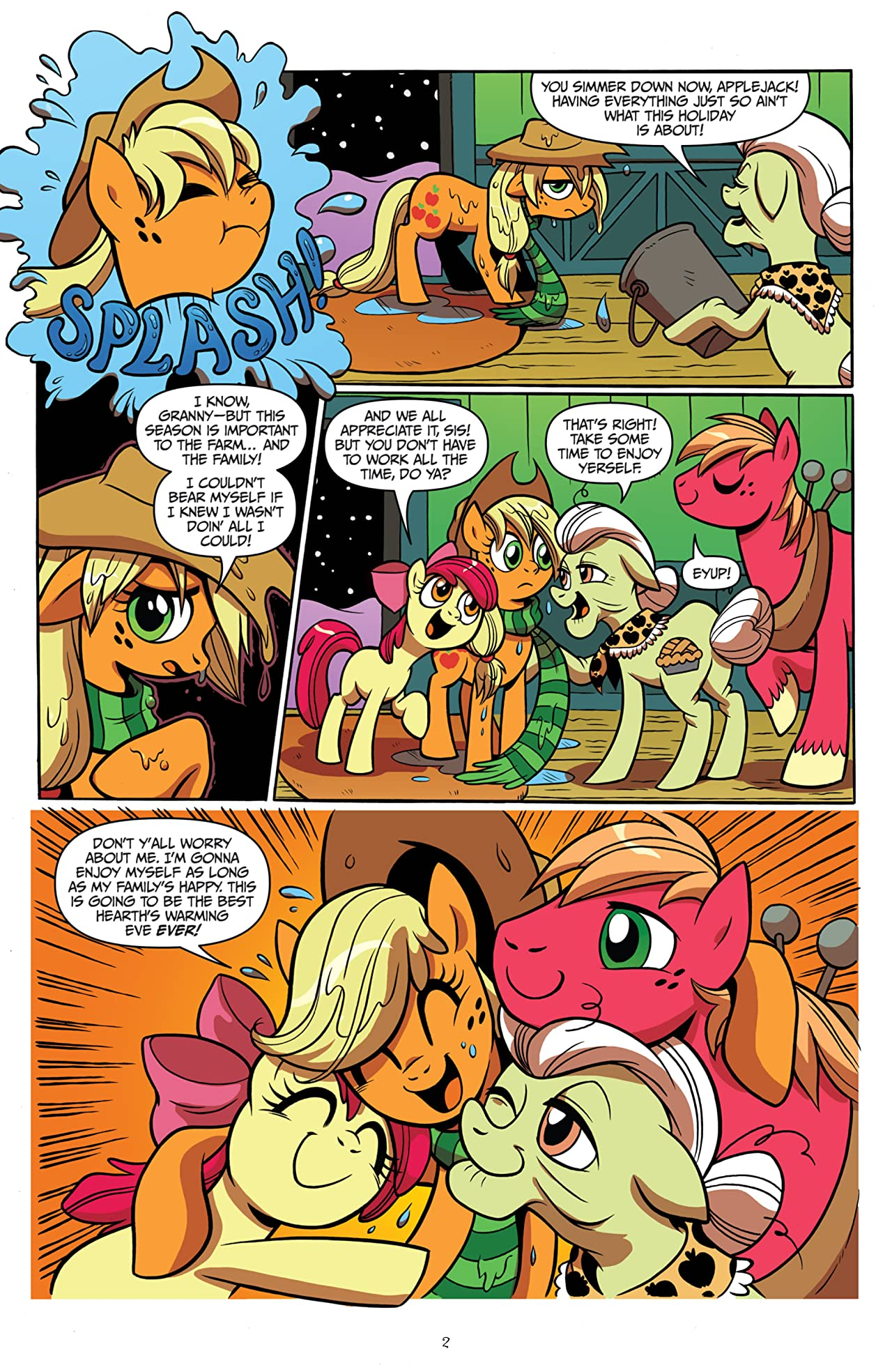 My Little Pony: Micro Series - Apple Jack #6