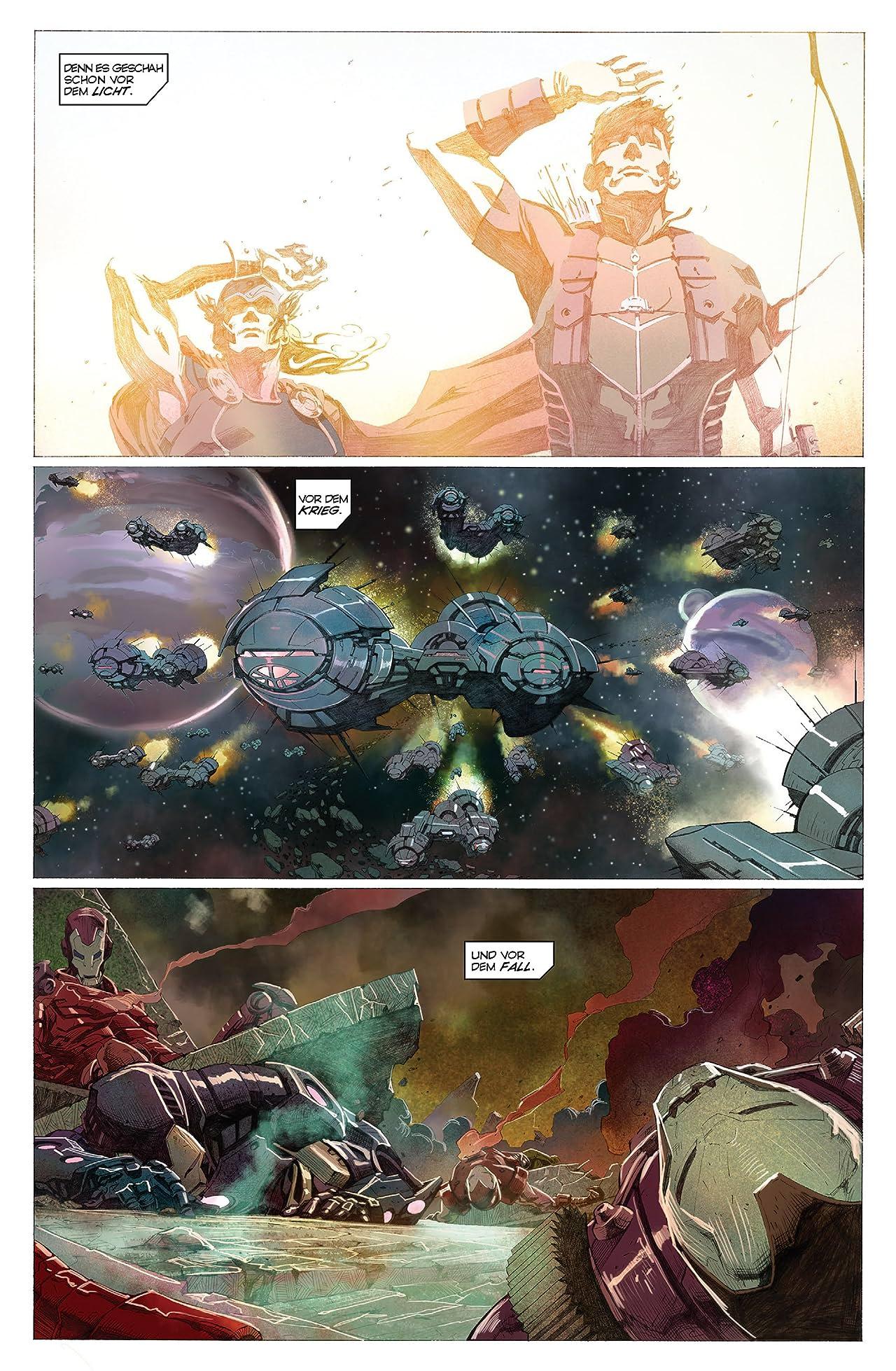 Marvel Now! PB Avengers Vol. 1: Die Welt der Rächer