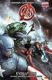Marvel Now! PB Avengers Vol. 3: Evolution