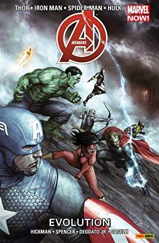 Marvel Now! PB Avengers Vol. 3: Evolution