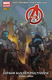 Marvel Now! PB Avengers Vol. 4: Gefahr aus dem Multiverse