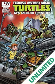 Teenage Mutant Ninja Turtles: New Animated Adventures #1