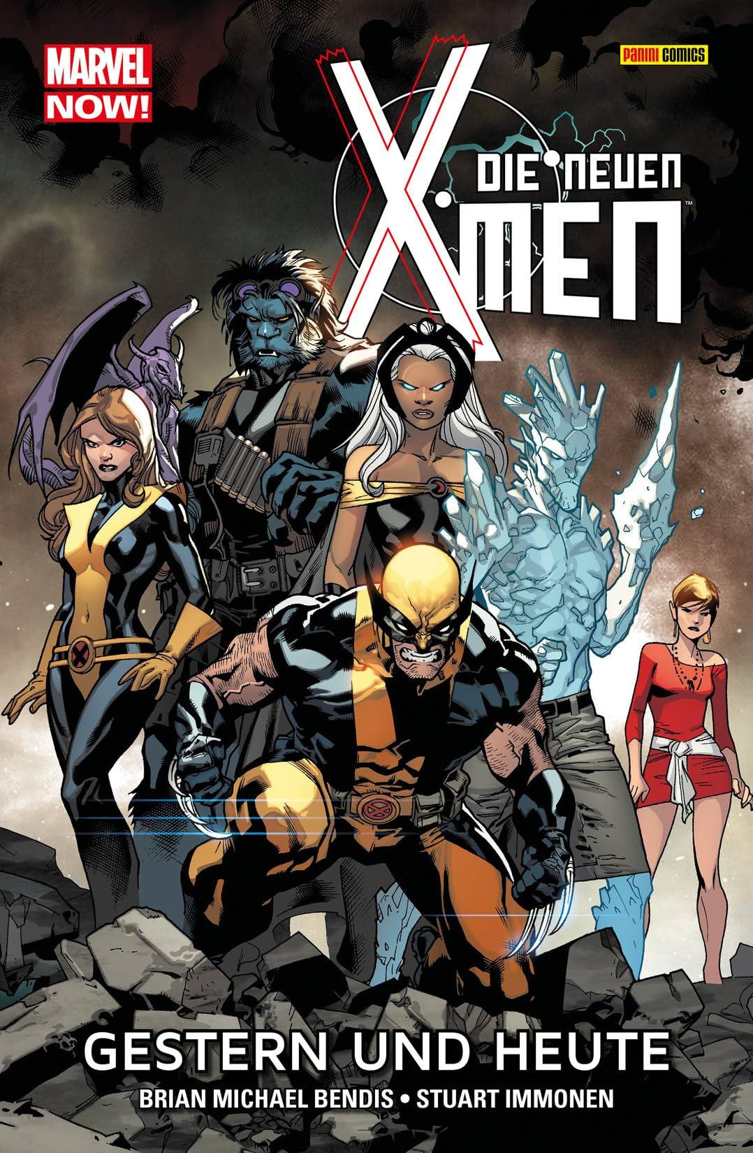 Marvel Now! PB Die neuen X-Men Vol. 1: Gestern und heute