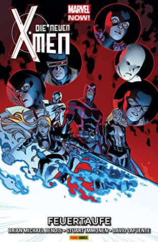 Marvel Now! PB Die neuen X-Men Vol. 3: Feuertaufe