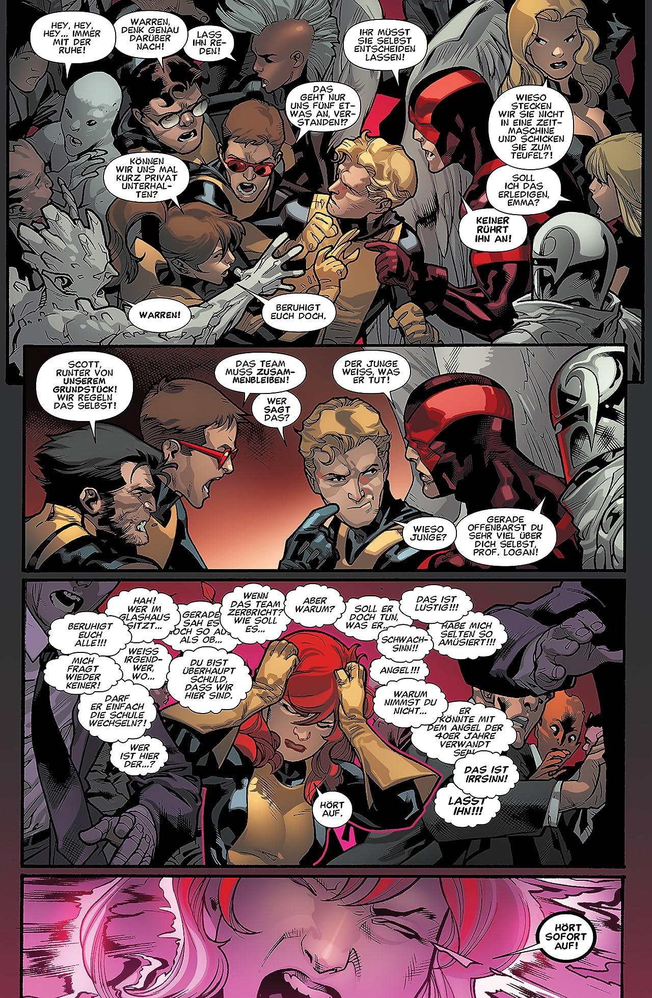 Marvel Now! PB Die neuen X-Men Vol. 3: Feuertaufe