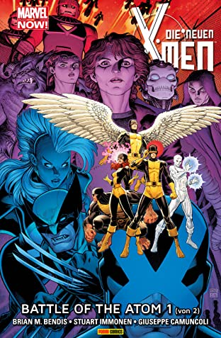Marvel Now! PB Die neuen X-Men Vol. 4: Battle of the Atom 1 (von 2)