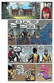 Marvel Now! PB Die neuen X-Men Vol. 4: Battle of the Atom 1 (von 2)