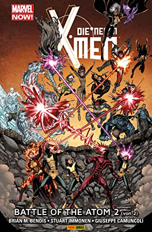 Marvel Now! PB Die neuen X-Men Vol. 5: Battle of the Atom 2 (von 2)