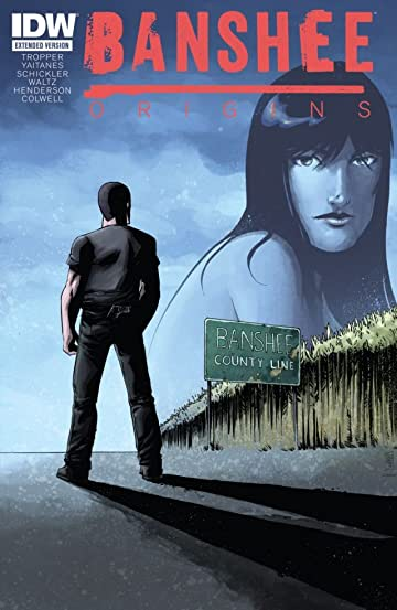 Banshee: Extended Edition - Comics by comiXology on
