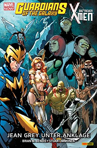Marvel Now! PB Guardians of the Galaxy & Die neuen X-Men