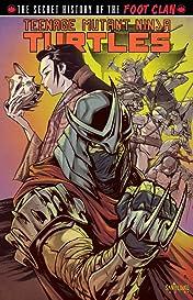 Teenage Mutant Ninja Turtles: Secret History of the Foot Clan