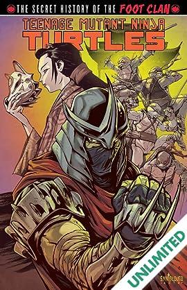 Teenage Mutant Ninja Turtles Secret History Of The Foot Clan Comics By Comixology