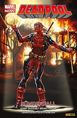 Marvel Now! PB Deadpool Vol. 6: Sündenfall