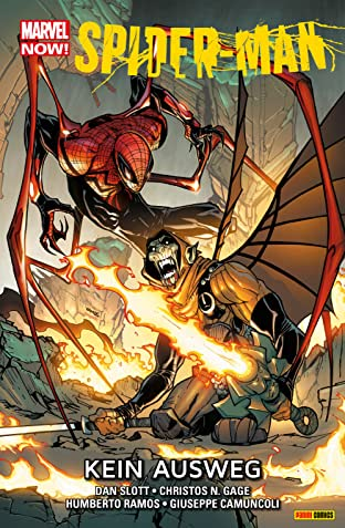 Marvel Now! PB Spider-Man Vol. 3: Kein Ausweg