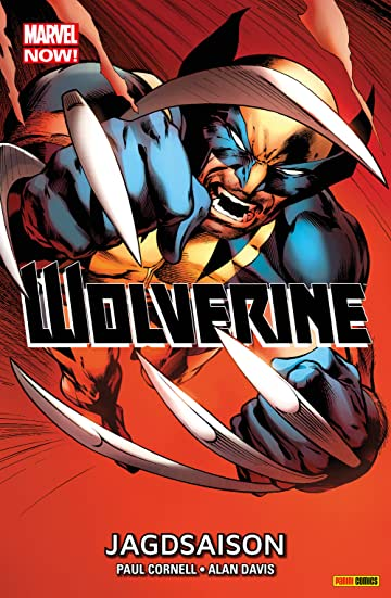 Marvel Now! PB Wolverine Vol. 1: Jagdsaison
