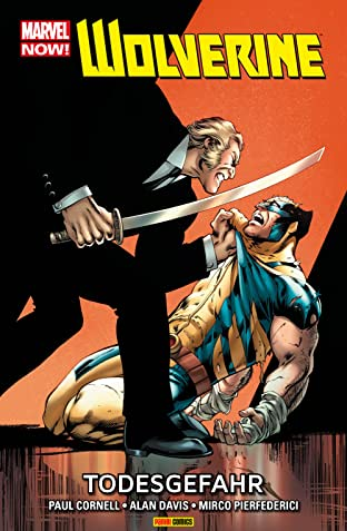 Marvel Now! PB Wolverine Vol. 2: Todesgefahr