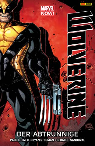 Marvel Now! PB Wolverine Vol. 3: Der Abtrünnige