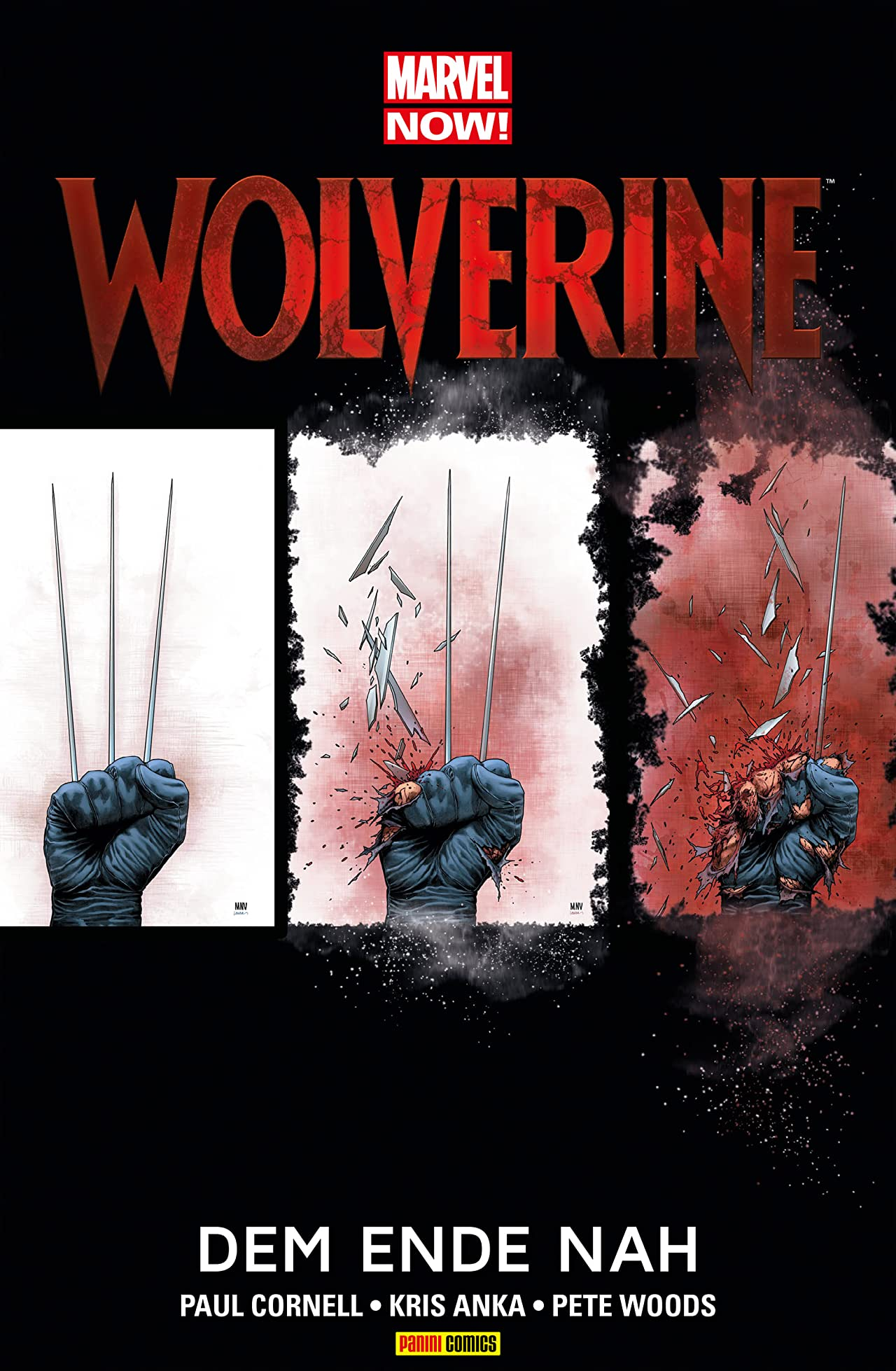 Marvel Now! PB Wolverine Vol. 4: Dem Ende nah