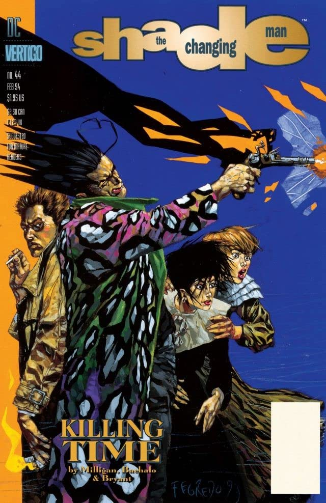 Shade, the Changing Man (1990-1996) #44
