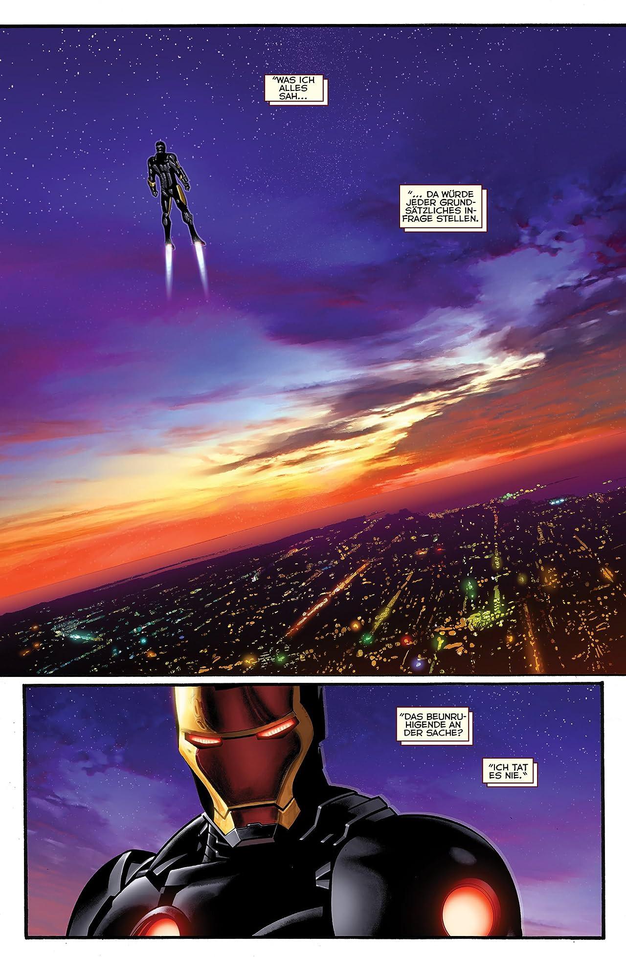 Marvel Now! PB Iron Man: Glauben