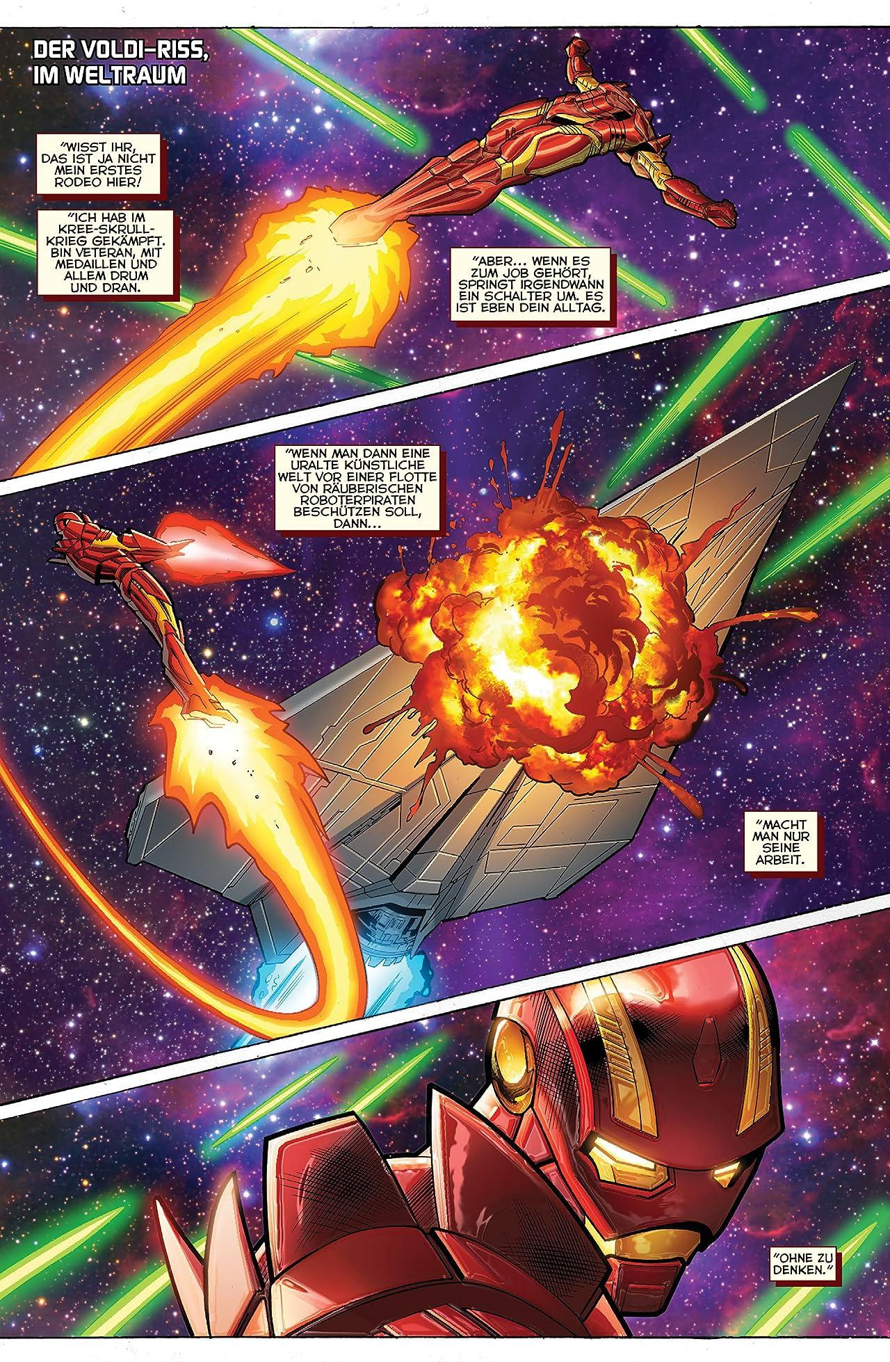 Marvel Now! PB Iron Man: Die Wahrheit über Tony Stark (1 von 2)