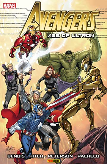 Avengers: Age of Ultron PB
