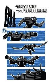 Transformers: All Hail Megatron Vol. 3