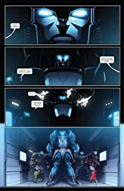 Transformers: All Hail Megatron Vol. 3