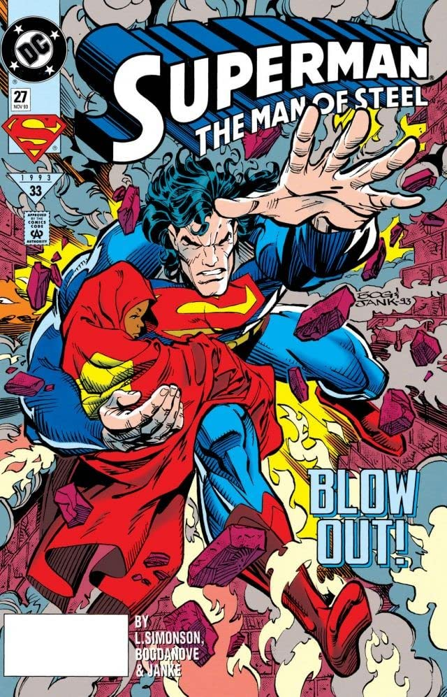 Superman: The Man of Steel (1991-2003) #27