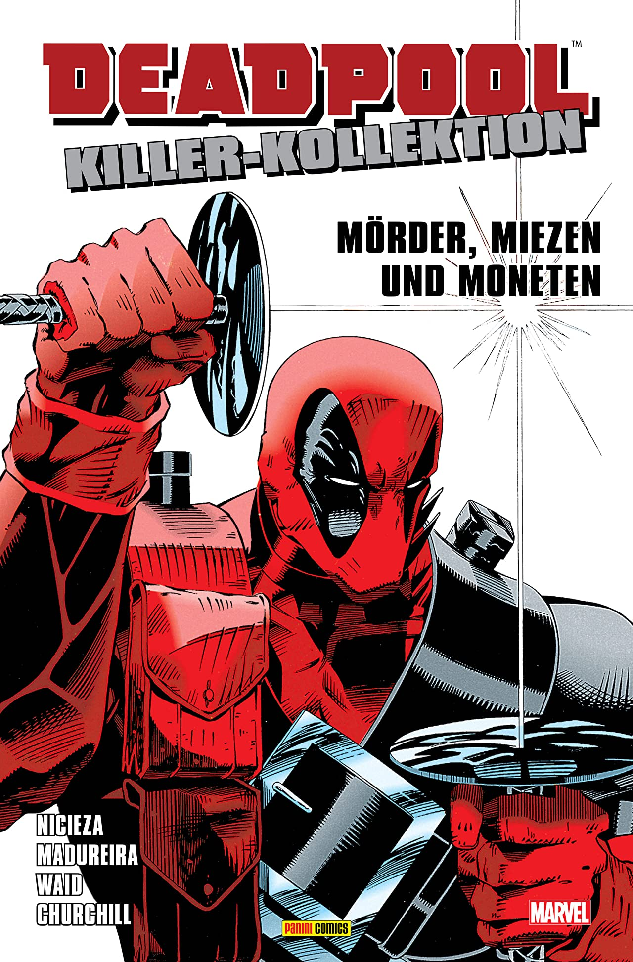 Deadpool Killer-Kollektion Vol. 1: Mörder, Miezen und Moneten