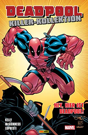 Deadpool Killer-Kollektion Vol. 2: Hey, hier ist Deadpool!