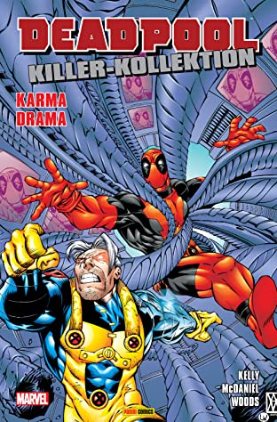Deadpool Killer-Kollektion Vol. 6: Karma Drama
