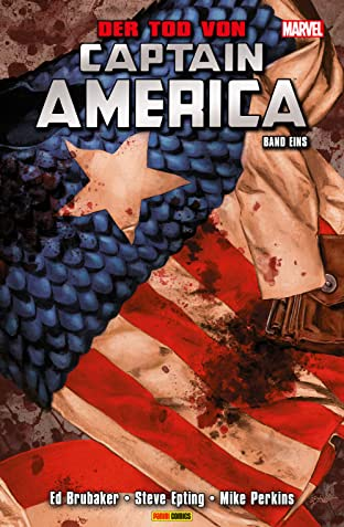 Der Tod von Captain America Vol. 1
