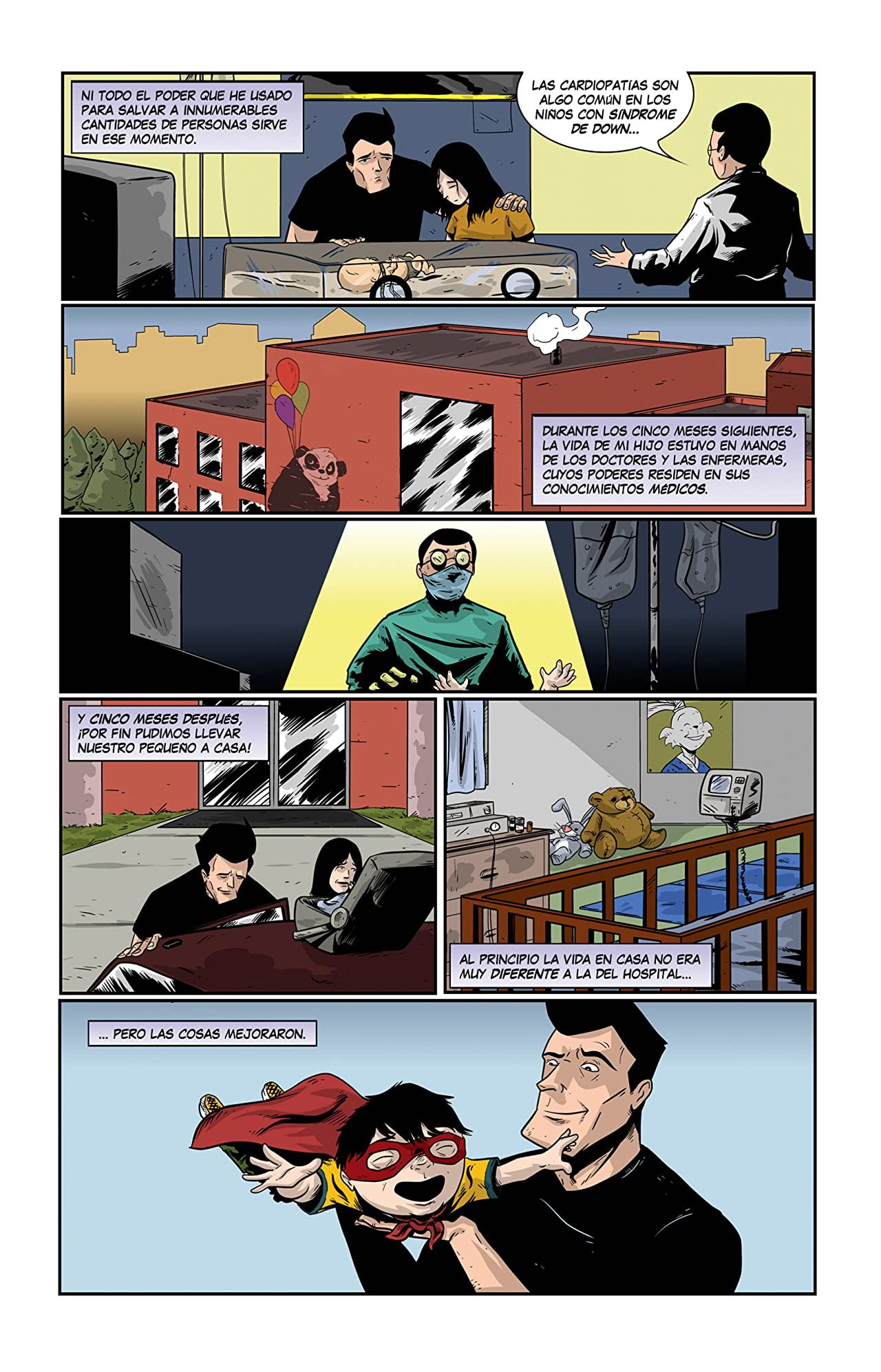 Metaphase (Spanish) #0
