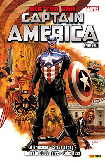 Der Tod von Captain America Vol. 3