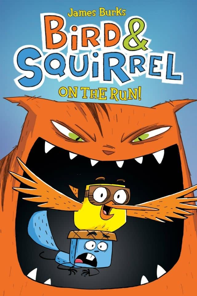 Bird & Squirrel Vol. 3: On The Run