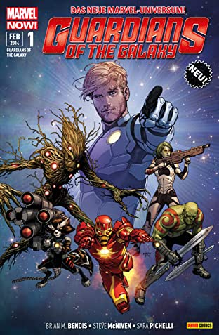 Guardians of the Galaxy SB Vol. 1