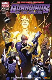 Guardians of the Galaxy SB Vol. 2: Kriegerin des Himmels