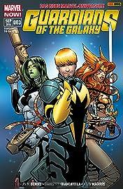 Guardians of the Galaxy SB Vol. 3: Kampf um die Erde