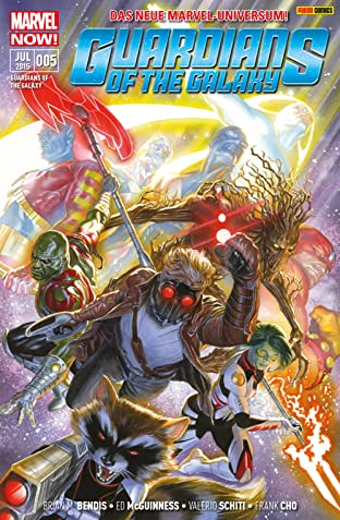 Guardians of the Galaxy SB Vol. 5: Tödliche Geheimnisse