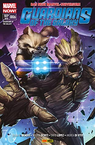 Guardians of the Galaxy SB Vol. 6: In der Höhle des Löwen