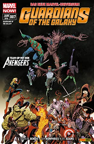 Guardians of the Galaxy SB Vol. 7: Unschlagbar