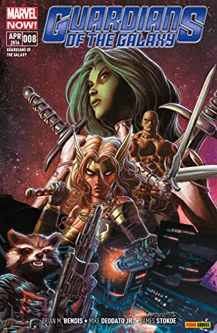 Guardians of the Galaxy SB Vol. 8