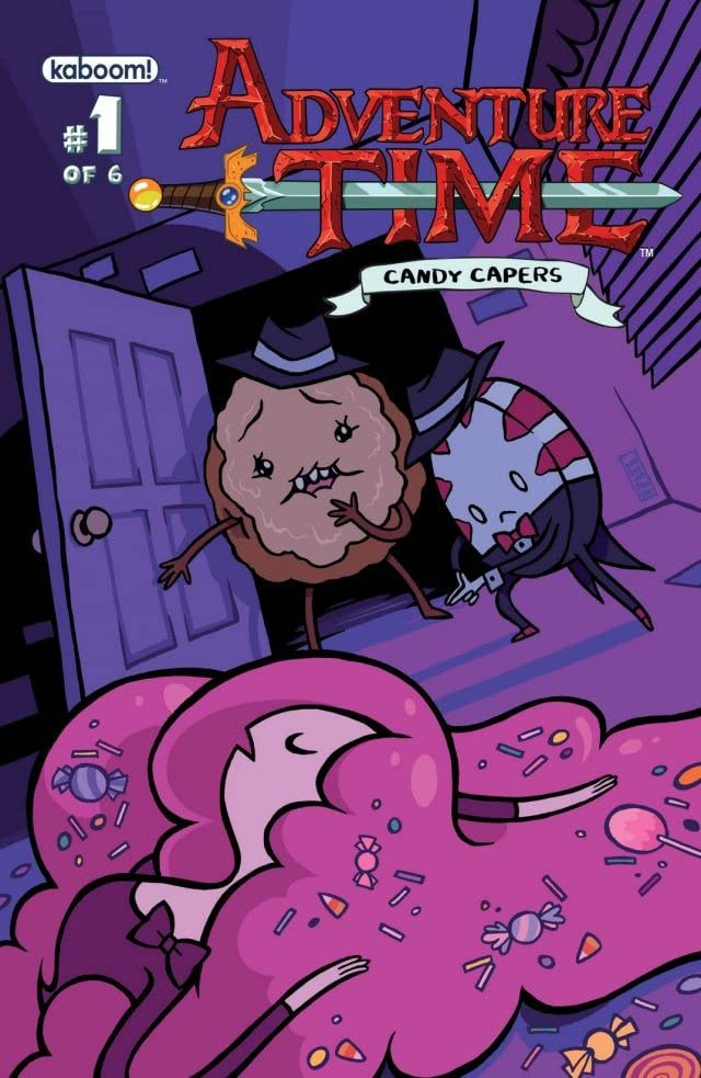 Adventure Time: Candy Capers #1 (of 6)