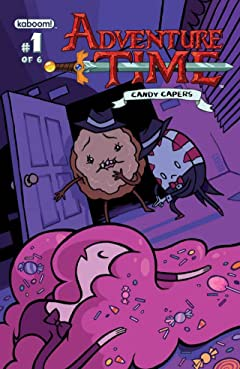 Adventure Time: Candy Capers No.1 (sur 6)