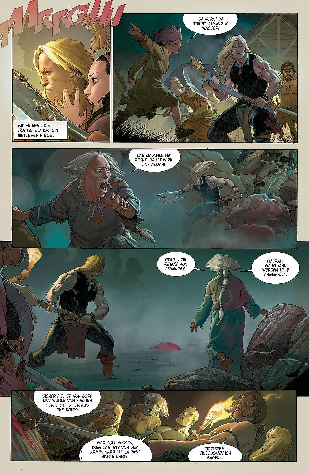 Thor: Gott des Donners Vol. 1: Götterschlächter