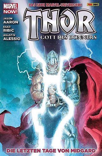 Thor: Gott des Donners Vol. 4: Die letzten Tage von Midgard